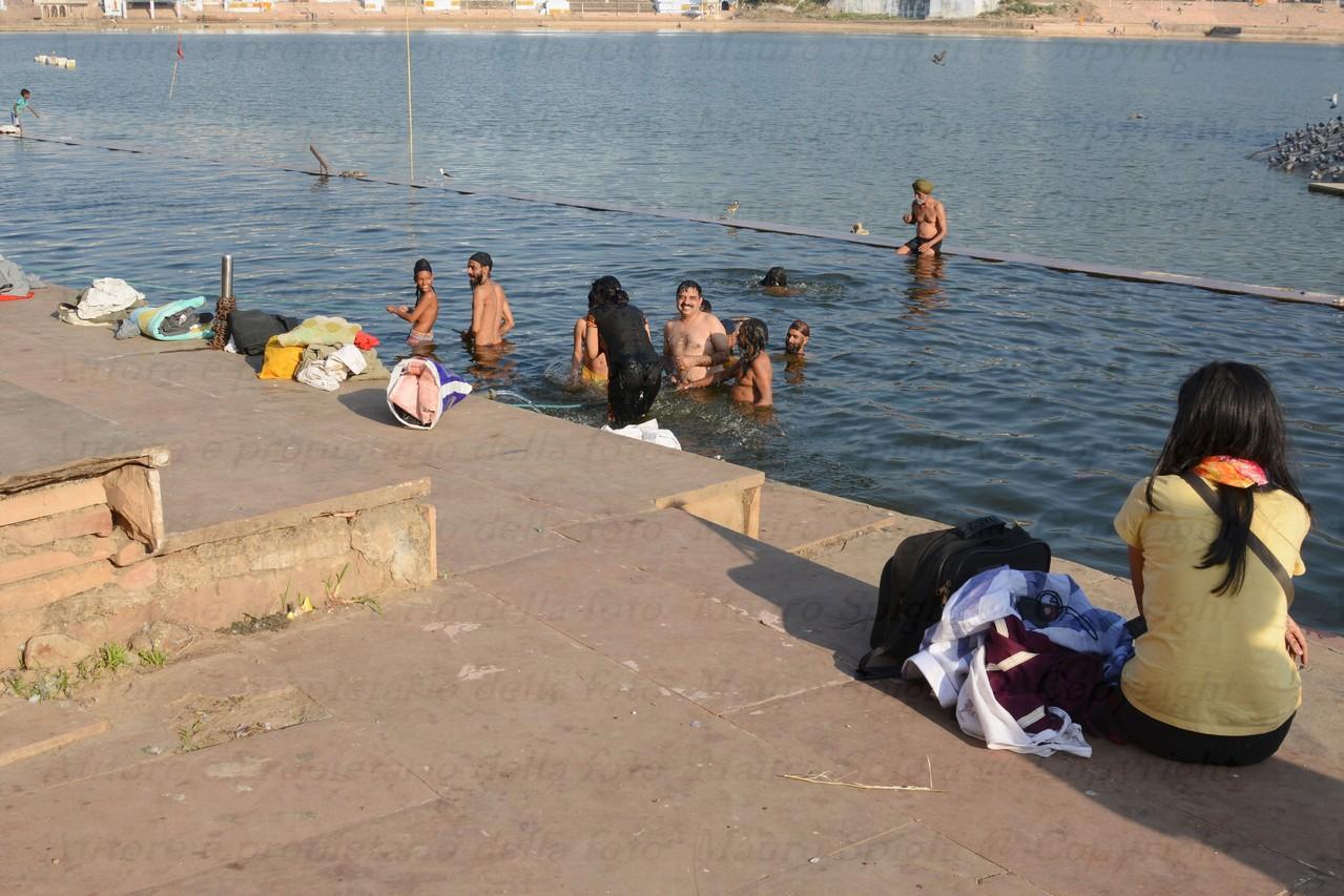 PUSHKAR IL LUOGO PIU SACRO PER FEDELI MUSSULMANI DI INDIA E PAKISTAN