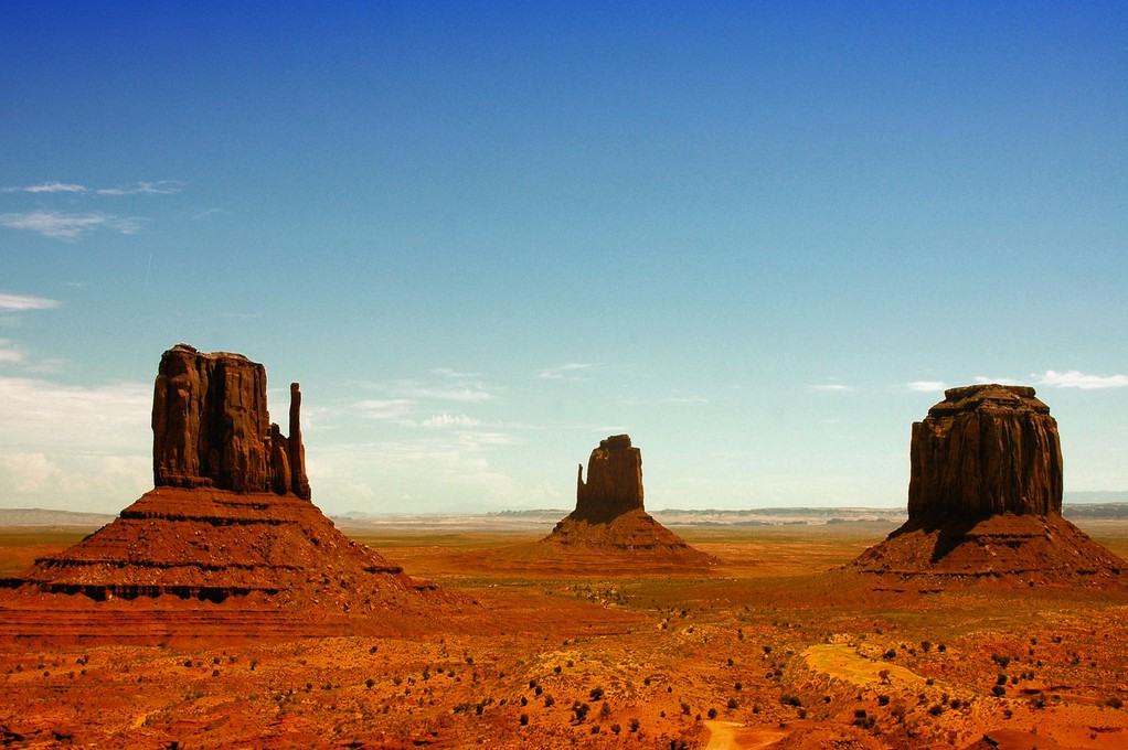 MONUMENT VALLEY - STATI UNITI -