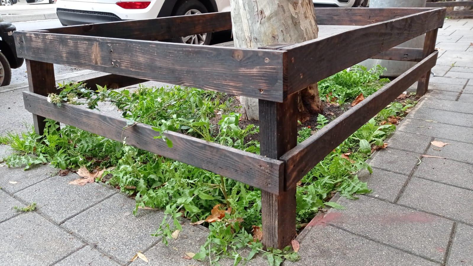 Taller on line: Com fer tancats de jardineria amb palets de fusta reaprofitats