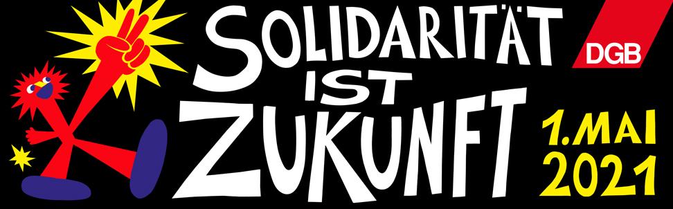 Braunschweig feiert den 1. Mai - Kundgebungen, Demonstration und Ringgleisaktionen