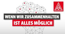 IG Metall und NiedersachsenMetall: Gemeinsamer Wahlaufruf - Demokratie und Meinungsvielfalt stärken