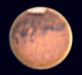 Mars August 18, 2003