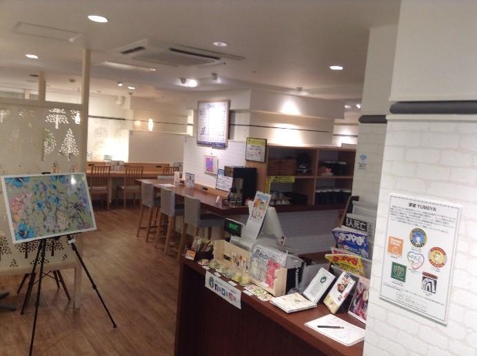 ゆるりカフェ・店内②