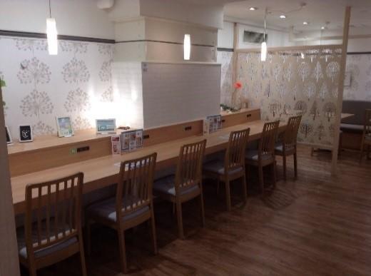 ゆるりカフェ・店内①