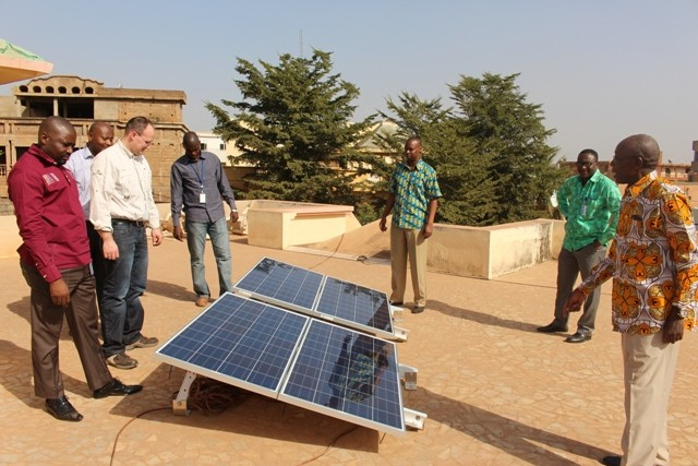 Special Solar Offgrid Training Bamako Mali in Afrika
