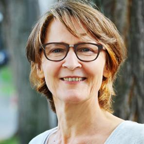 Yogalehrerin nach BKS Iyengar: Elisabeth Lachner-Mülle
