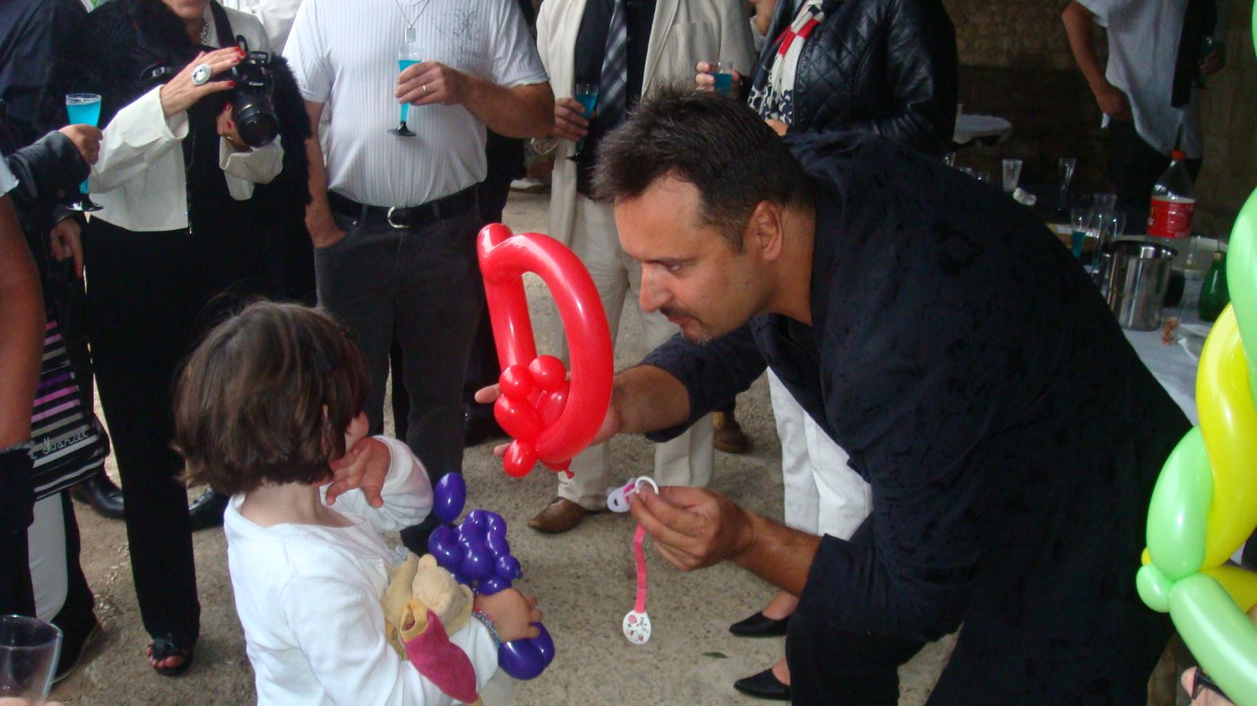 Nicolas le magicien
