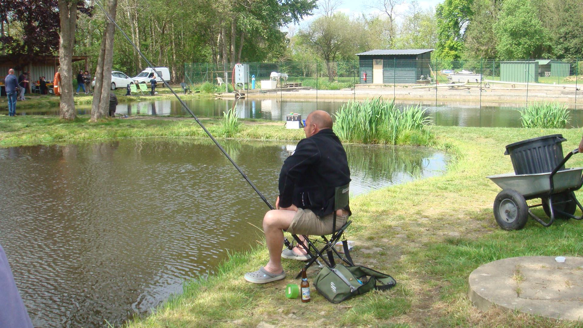 Un pêcheur sérieux ou un sérieux Pêcheur ?