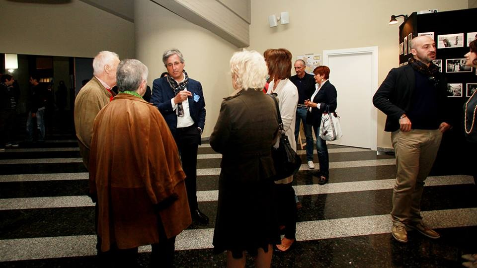Apertura mostra Giovanni Salvatore, L'Odore dell'India
