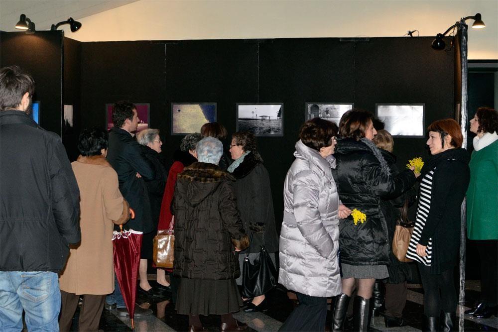 Inaugurazione Anna Russelli, 5 marzo 2013