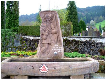 Hausacher Jakobusbrunnen