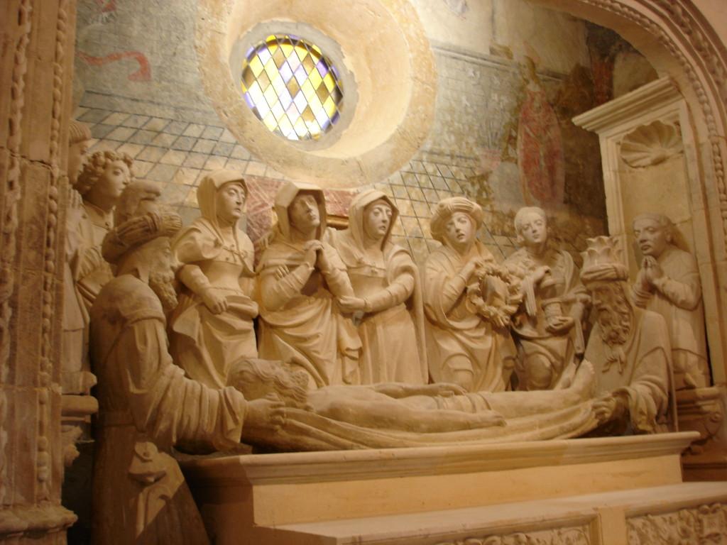 Mise au tombeau de Nicolas BACHELIER.