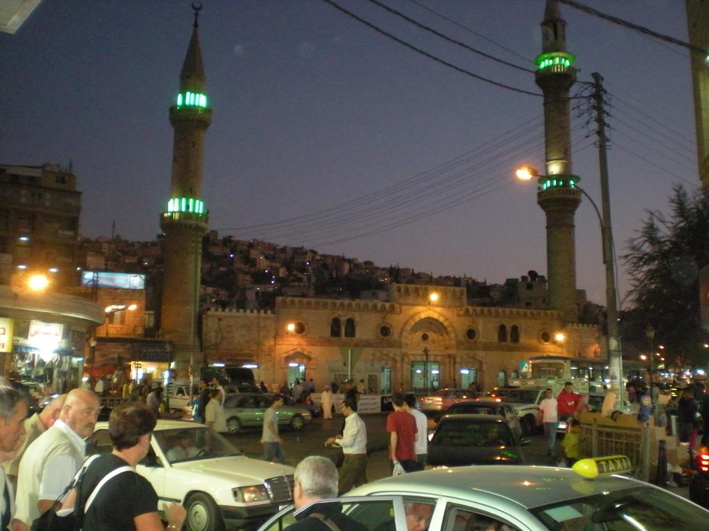 Minarets sans Arrêt...
