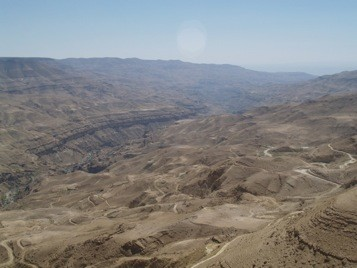 Du Wadi Rum à Beidha par la route des rois