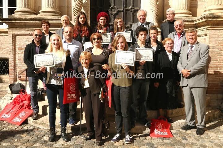 Nominés et lauréats Lycées Alain Fournier de Mirande (32) ; Victor Hugo de Gaillac (81)...