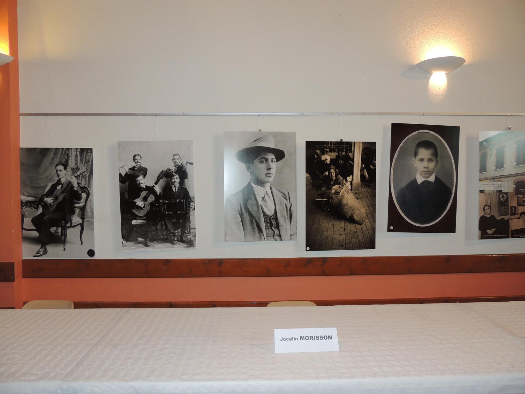 Quelques extraits de l'exposition sur Carlos Gardel