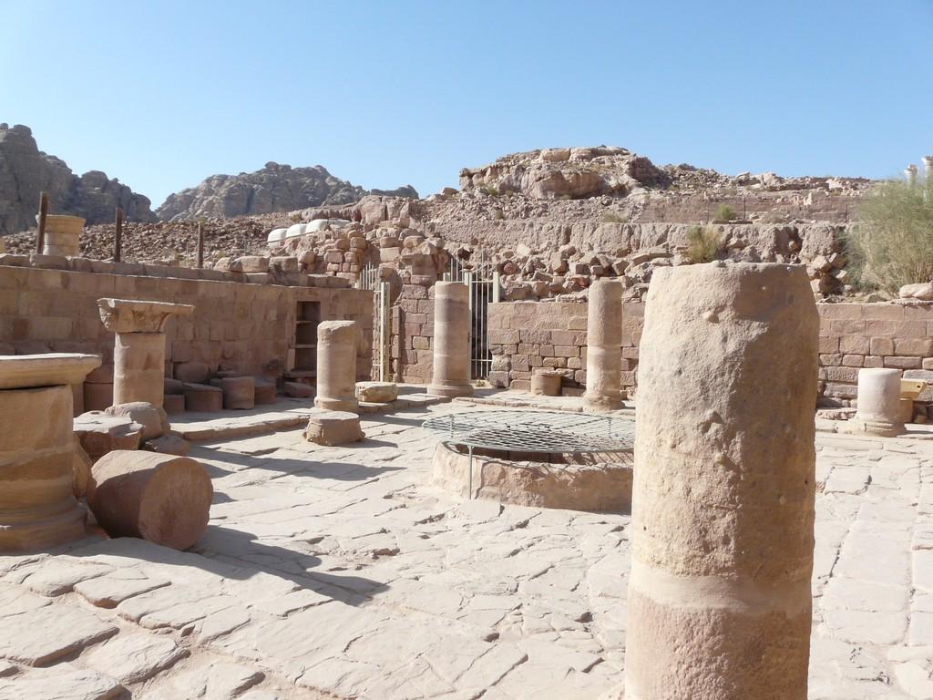 Eglise découverte en 1993