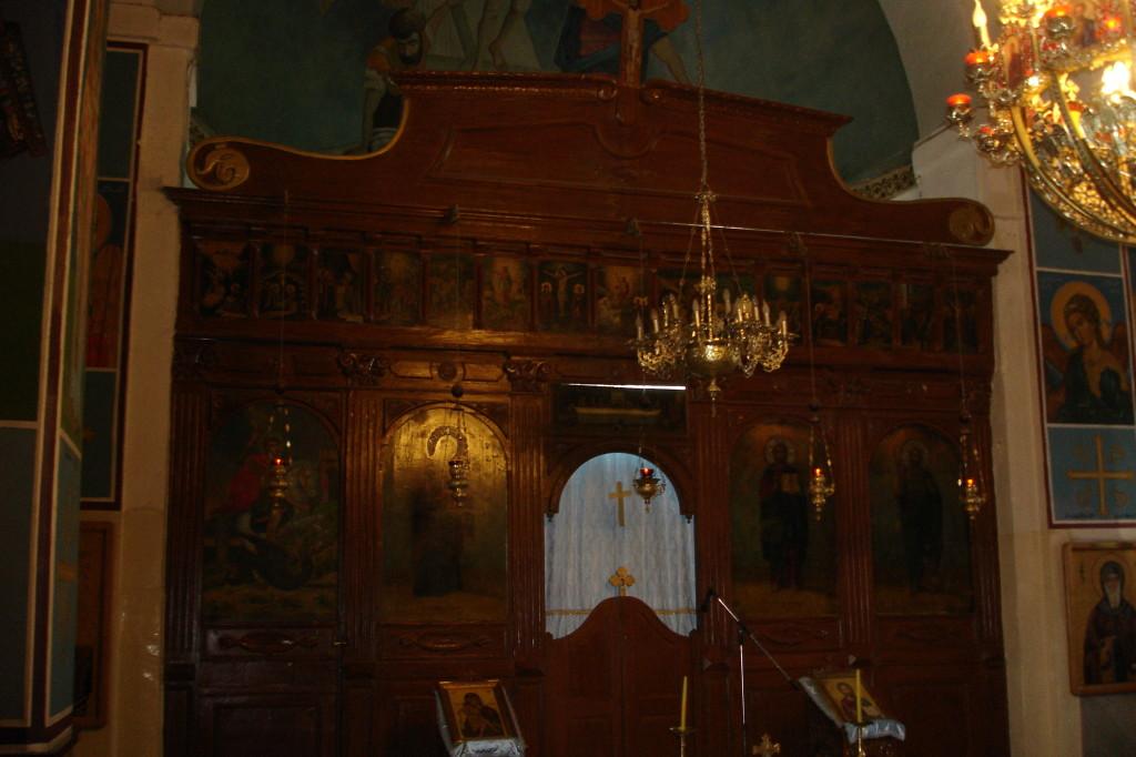 Coeur Eglise St Georges