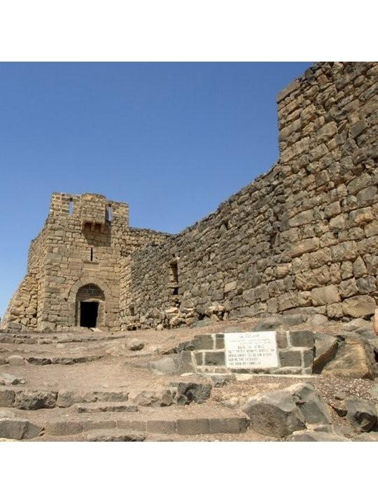 Entrée du château d'Al Azraq