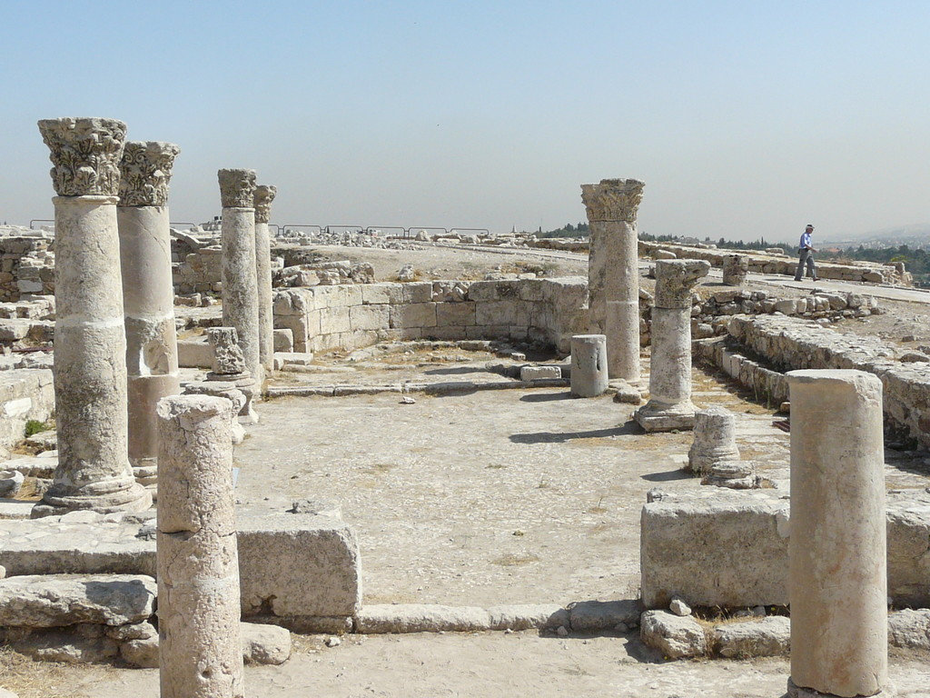 Eglise bysantine 6-7e siècle
