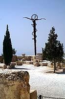 De la croix de Moïse, un paysage pour Delacroix ?
