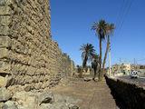 Mur d'enceinte du château d'Azraq