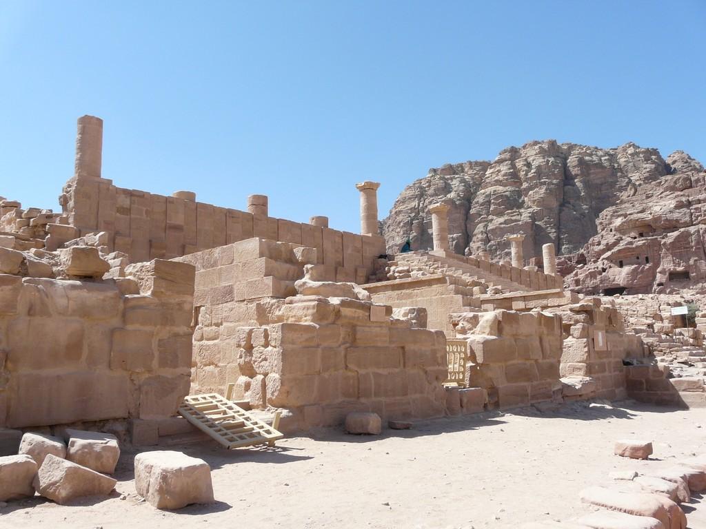 Temple des lions ailés