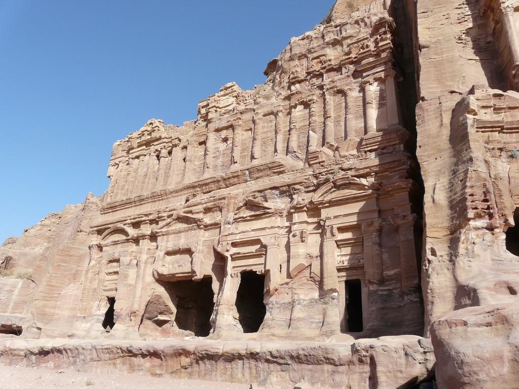 La tombe Palais