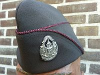 Koninklijke politie, kepi