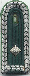 Volkspolitie, 1967 - 1980, hoofdwachtmeester