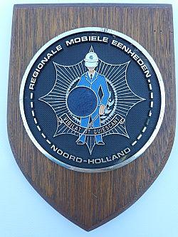 Noord Holland, Mobiele Eenheden
