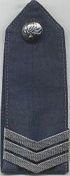 Wachtmeester 1e klasse 1982 - 1994