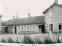 Korps Rijkspolitie, district Friesland, groep Zuidwesthoek, bureau Lemmer, Markerstraat, September 1987 - Mei 1992