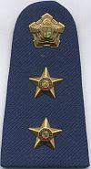 Nationale politie, luitenant-kolonel