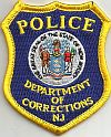 New Jersey, corrections