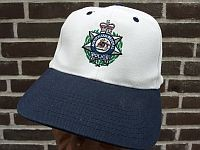 Baseballcap Federale politie