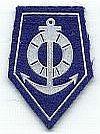 Kraagspiegel Waterpolitie, 1990 - 1995