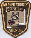 Meeker County K9