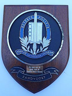 Zandvoort - Reserve Politie