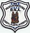 Politie Montevideo, hondengeleiders