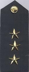 Nationale politie, na 1989, kapitein