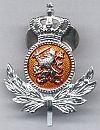Petembleem onderofficieren tot 1 mei 1996