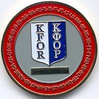 KFOR pin,  operatie Consisten Effort 2002