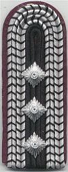 Brandweer, 1980 - 1989,  hoofdbrandmeester