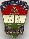 Nationale politie, speld