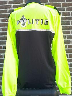 Bikersshirt, lange mouw