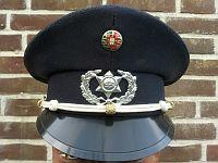 Nationale politie, herenpet