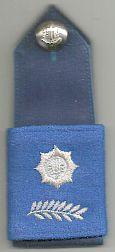 Hoofdinspecteur 2e klasse, 1982 - 1994