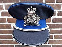 Gemeentepolitie, in gebruik tot 01-01-2002