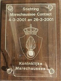 Stichting KMAR contact 2001
